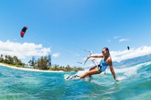 How to Prevent Kiteboarding Back Pain