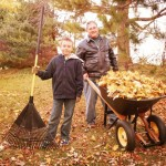 Yard Work During Fall Months and Preventing Back Injuries